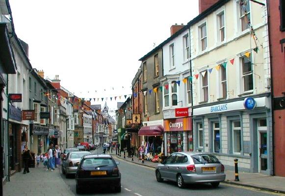 Cardigan High Street @ High.St - High Street shops and High St ...