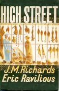 Eric Ravilious' book, the High Street